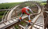Riding the Roller Coaster Courtesy: The Telegraph, UK 2009