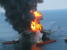 Deepwater Horizon 2010 Courtesy: BP British Petroleum PLC