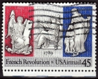 1789 French Revolution USA