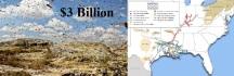 Locusts? $3 billion?Map Courtesy of Boardwalk Pipeline Partners LP