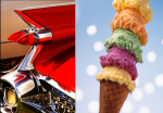 The End-Of-Process  The 1957 Cadillac & Ice Cream Cone