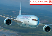 Courtesy: Air Canada