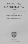 The Principia Mathematica 1910-1913
