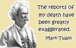 Mark Twain 1897