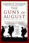 The Guns of August Courtesy: Barbara Tuchman