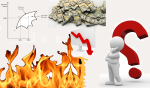 Fire! The market's going down ,ha ha.