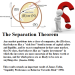 The Separation Theorem