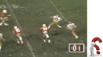 Doug Flutie, November 23, 1984