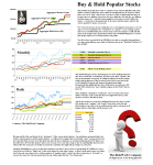 Figure 1: Hot Stocks - Buy & Hold