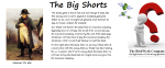 The Big Shorts